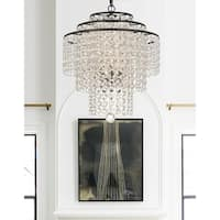 elight DESIGN Transitional 3-light Bronze Chandelier