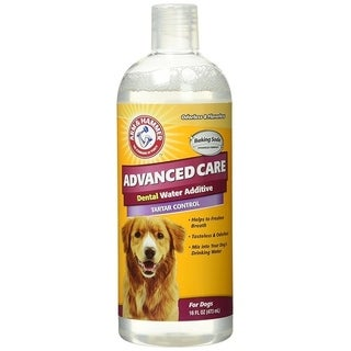 3-Pack Arm & Hammer Advanced Care Dental Water Additive for Dogs