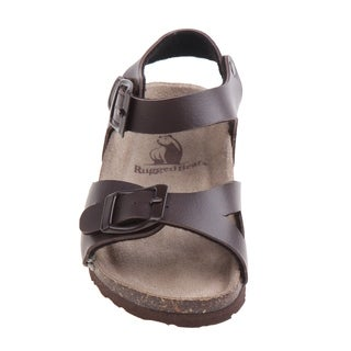 Rugged Bear Boy Sandal