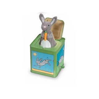 Jack Rabbit Creations Bunny Jack in the Box Toy