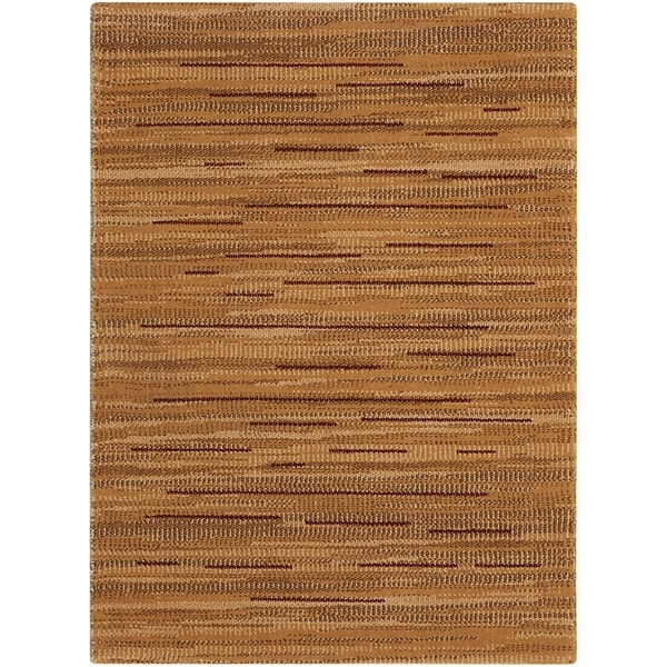 """Calvin Klein Loom Select Gold Area Rug by Nourison - 2' x 2'9"""""""