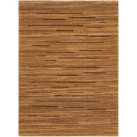 Calvin Klein Loom Select Gold Area Rug by Nourison - 2' x 2'9""
