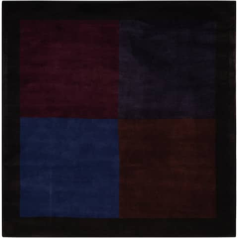 Calvin Klein Handcrafted Multicolor Area Rug
