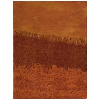 Nourison Hand-tufted Luster SW16 Area Rug