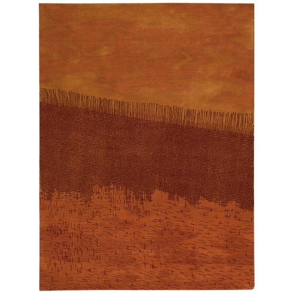 Nourison Hand-tufted Luster SW16 Area Rug. Opens flyout.
