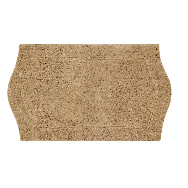 "Organic Cotton Belgium Linen Bath Rug: Shop Waterford 24""X40"" Linen Bath Rug"