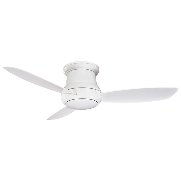 "Shop Minka Aire Concept II Wet 52"" LED Ceiling Fan - Free"