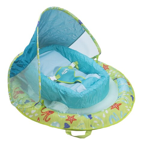 SwimWays Infant Baby Spring Float
