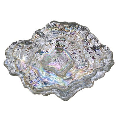 OYSTER Pearl Silver Small Bowl