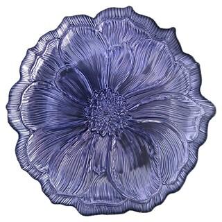 VESNA Ultra Violet Silver Side Plate