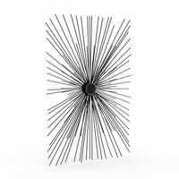 Carson Carrington Alavus Metal 22-inches Wide x 33-inches High Wall Decor