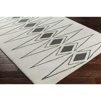 Carson Carrington Charlottenlund Hand-Tufted Wool Area Rug (5' x 7'6)