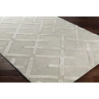 Carson Carrington Molndal Hand-Tufted Wool Area Rug - 8' x 10'
