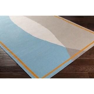 Carson Carrington Sibbo Hand-Woven Wool Area Rug - 8' x 10'