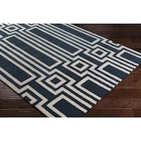 Carson Carrington Kerava Hand-Tufted New Zealand Wool Area Rug - 5' x 7'6