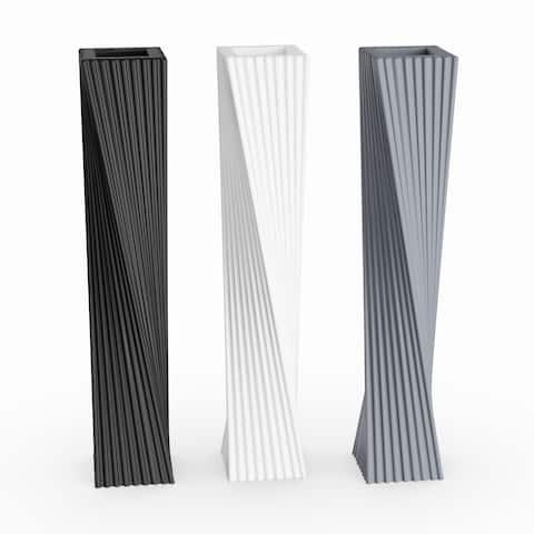 Strick & Bolton Youri Ceramic Vase (Set of 3)