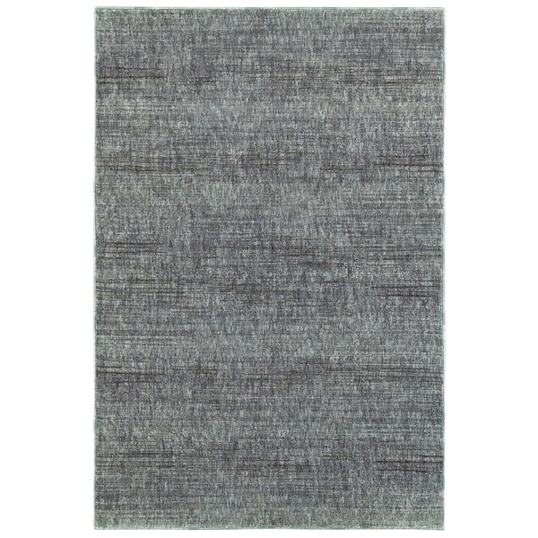 Shop Carson Carrington Skelleftea Tonal Textured Blue