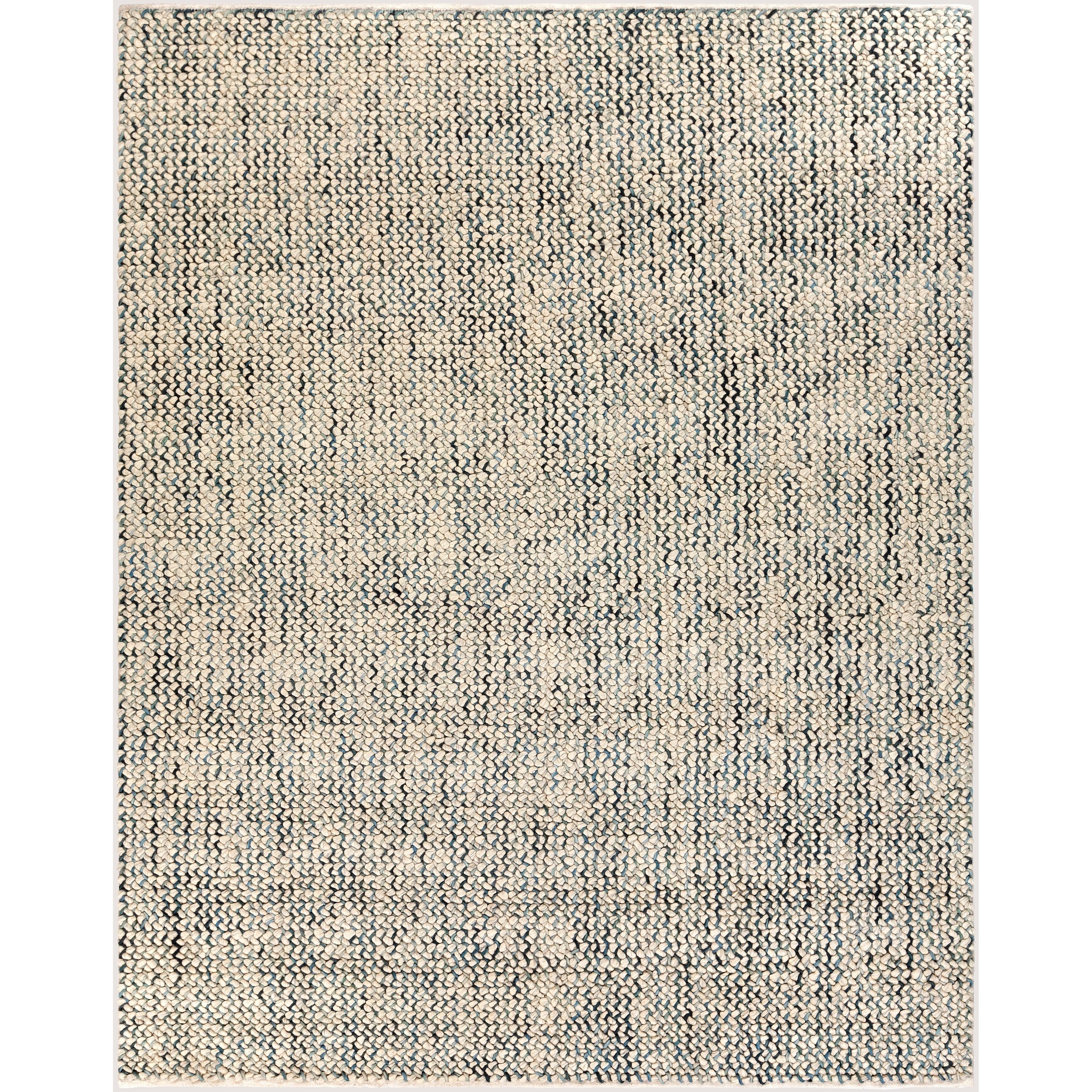 Carson Carrington Mo I Rana Hand Woven Wool Viscose Area Rug 8 X 10 Overstock 21247865