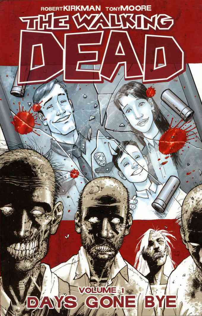 The Walking Dead 1: Days Gone Bye (Paperback) - Thumbnail 0