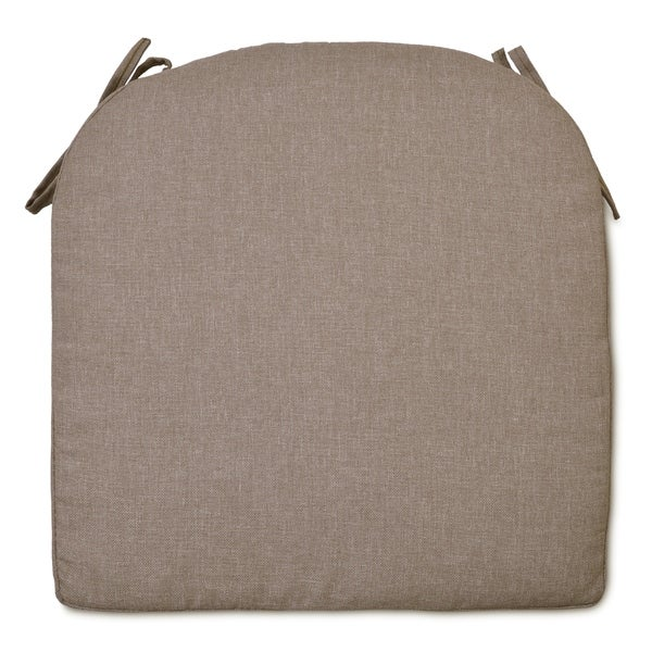 Round Back Outdoor Patio Chair Seat Cushion. Opens flyout.