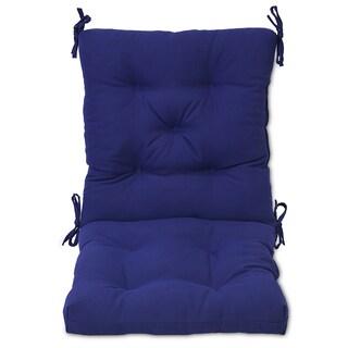 Tufted Outdoor Chair Cushion