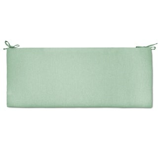 Outdoor Bench Cushion - Green (As Is Item)