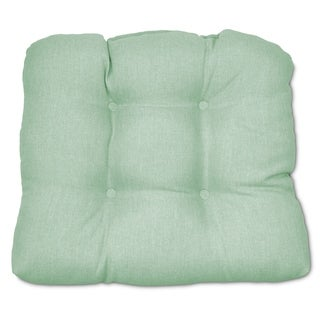 Tufted Outdoor Seat Cushion (More options available)
