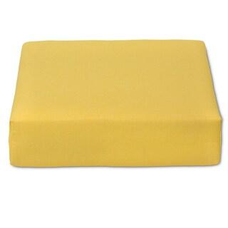 Outdoor Deep Seat Cushion (Option: Yellow)