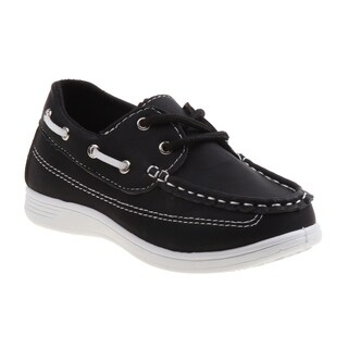Josmo Boy Boat Shoes w/ Laces