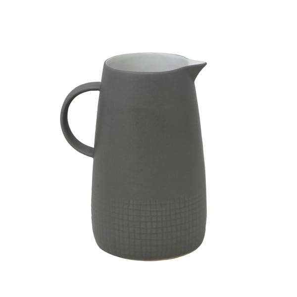 Sagebrook Home 4040 Decorative Ceramic Pitcher Gray Ceramic Mesmerizing Decorative Ceramic Pitchers