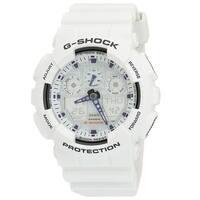 Casio G-Shock  X-Large Men's Sports Watch (White)
