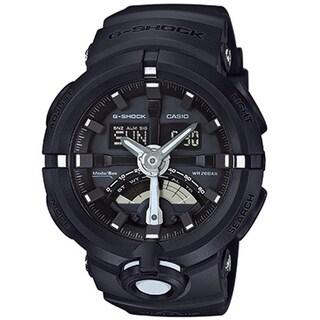 Casio G-Shock GA500-1A Analog Digital Men's Watch (Black)