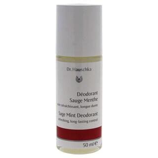 Dr. Hauschka Sage Mint Women's 1.7-ounce Deodorant Roll-on
