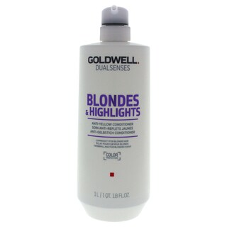 Goldwell DualSenses Blondes and Highlights 33.8-ounce Anti-Yellow Conditioner