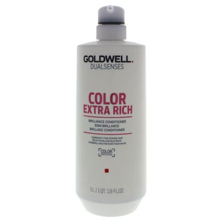 Goldwell DualSenses Color Extra Rich 33.8-ounce Brilliance Conditioner