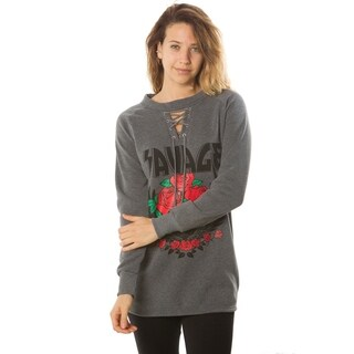 Ladies Tunic Sweatshirt Tops Pullover By Special One