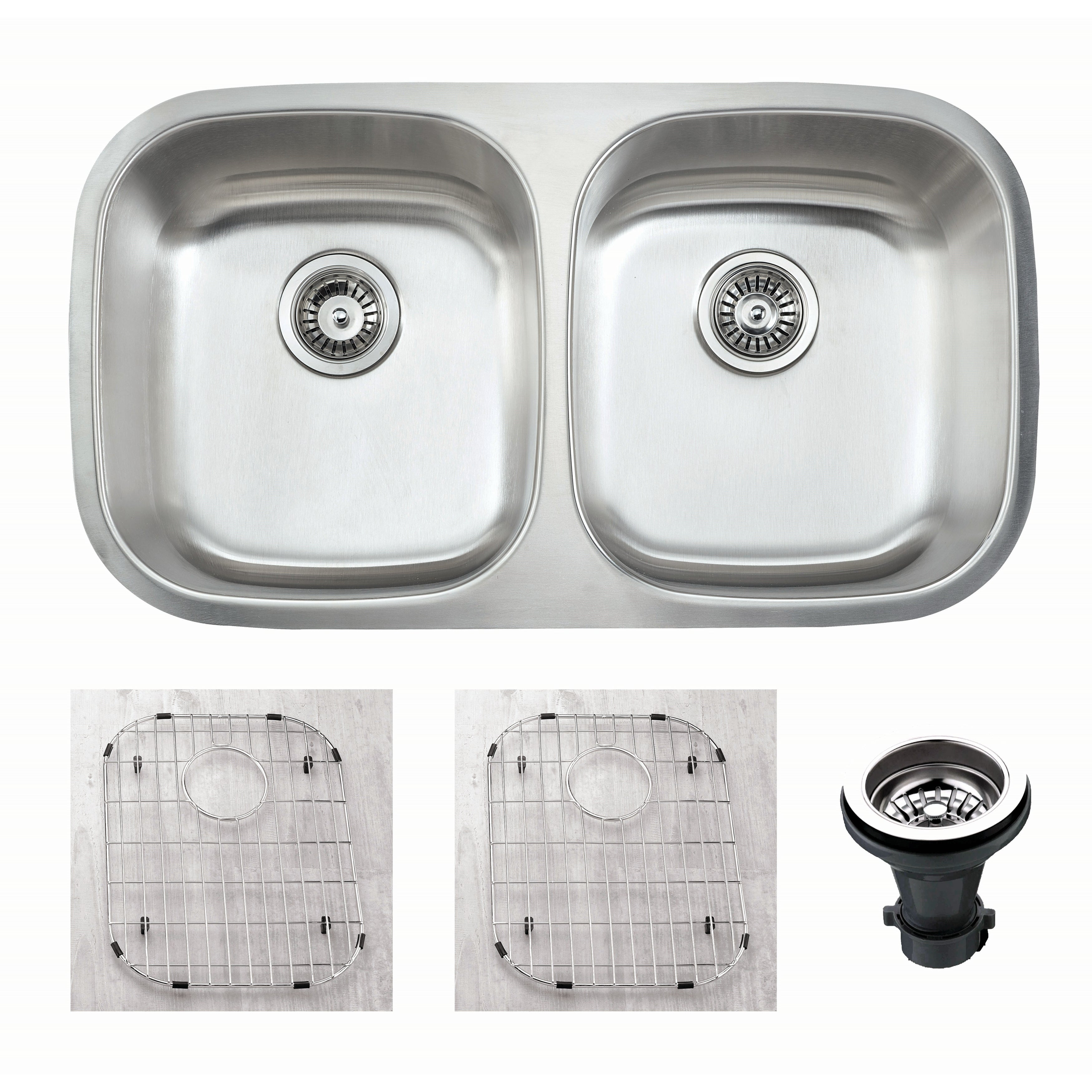 Home Architec Ideas 16 Gauge Kitchen Sink Undermount