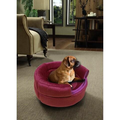 Convertible Top Pet Bed