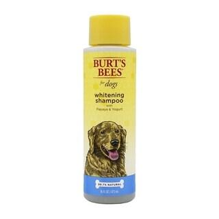 2-Pack Burt's Bees for Dogs Whitening Shampoo with Papaya and Yogurt