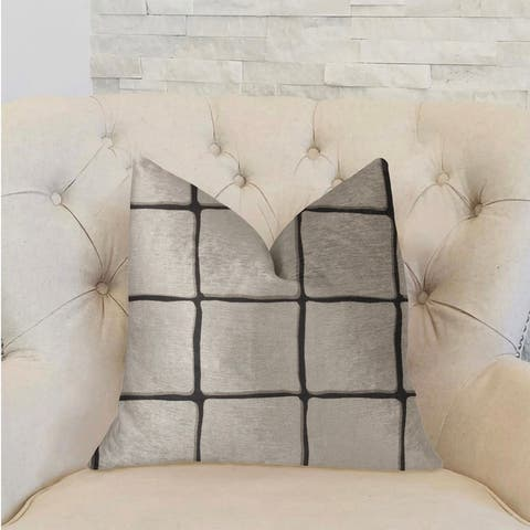 Plutus Tigerlily Multicolor Luxury Decorative Throw Pillow