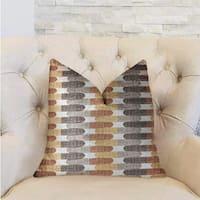 Plutus Gladstone Tiles Multicolor Luxury Throw Pillow