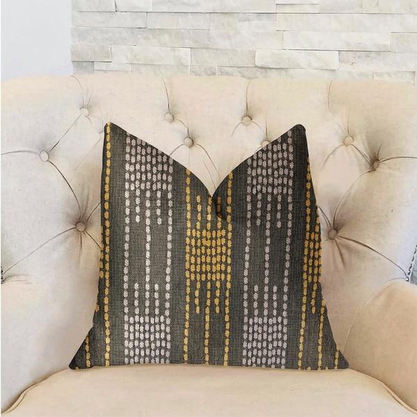 Plutus Capella Green Luxury Decorative Throw Pillow