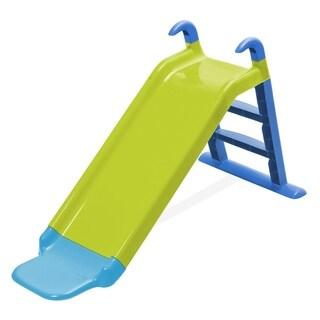 Childrens Slide Green/Blue