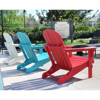 Laguna Poly Adirondack Chair (Set of 2) by Westin Outdoor (3 options available)