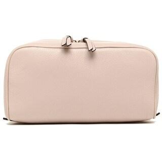 MICHAEL Michael Kors Rhea Zip Medium Backpack Soft Pink