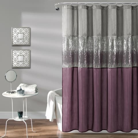 Purple Shower Curtains Find Great Shower Curtains