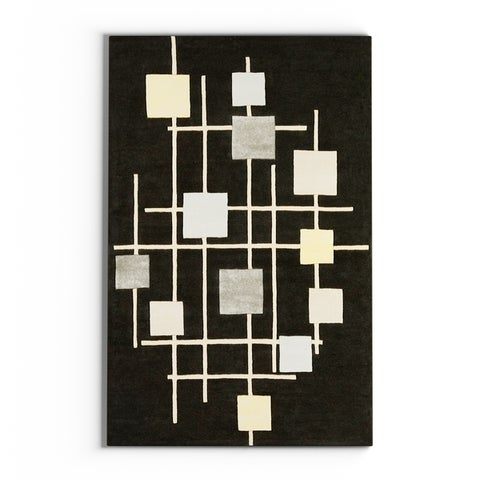 Carson Carrington Soderkoping Hand Tufted Wool Area Rug