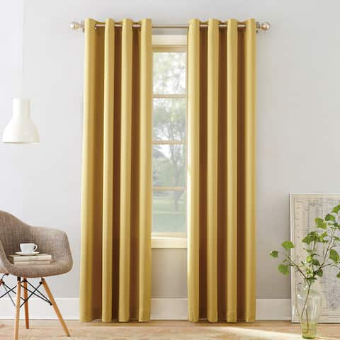 Porch & Den Nantahala Room Darkening Grommet Curtain Panel