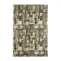 Palm Canyon Cassia Hand-tufted Wool Area Rug