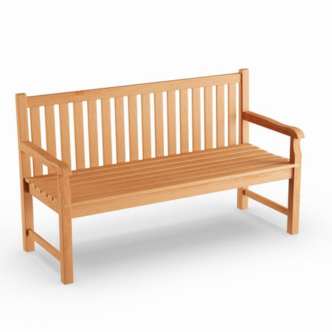 Pleasant Buy Outdoor Benches Online At Overstock Our Best Patio Home Interior And Landscaping Synyenasavecom